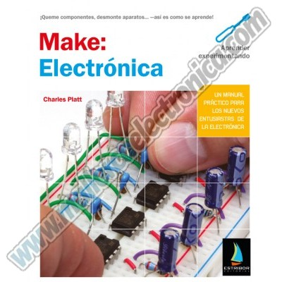 MAKE  ELECTRONICA