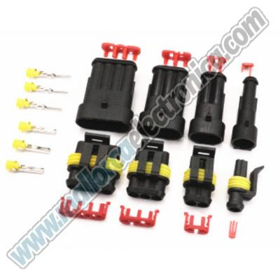 CONECTOR  SUPER  SEAL  3 vias