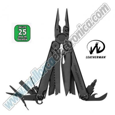 LEATHERMAN WAVE . NEGRA  Funda nylon