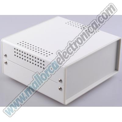 Caja Metalica  150x 140x 70mm BLANCO