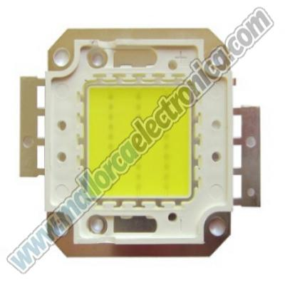 LED SMA 20W 30-36V DC 3000-3500K BLANCO CALIDO