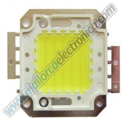 LED SMA 50W 30-36V DC 3000-3500K BLANCO CALIDO